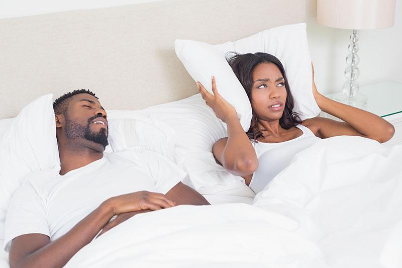 Snoring Affects Relationships | Sleep Apnea Treatment | Rocky Mount, NC